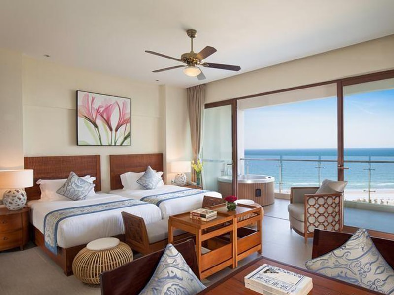 Хайнань Aloha Oceanfront Suite Resort 5