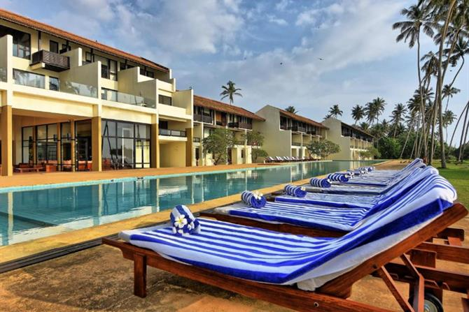 OAK RAY HARIDRA BEACH RESORT 5