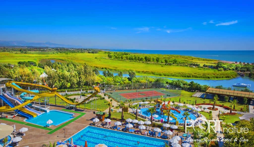 PORT NATURE LUXURY RESORT HOTEL SPA 5* Турция