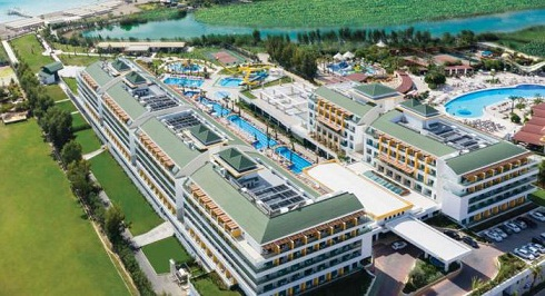 PORT NATURE LUXURY RESORT HOTEL SPA 5*