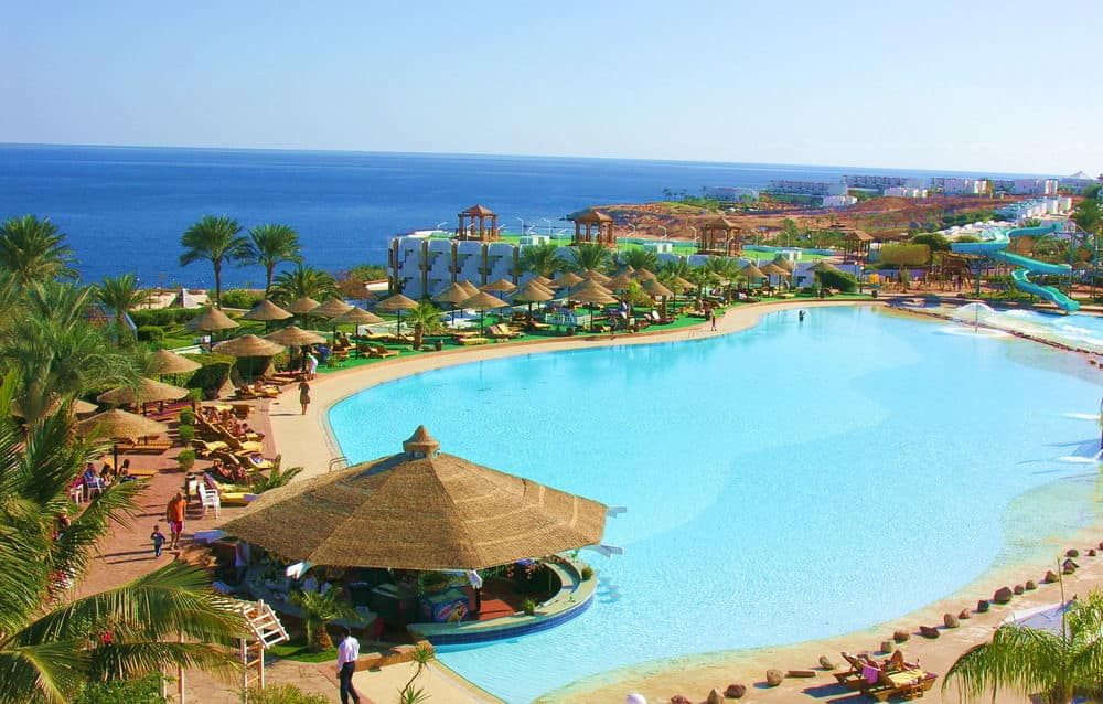 Отель Pyramisa Sharm El Sheikh Resort 5