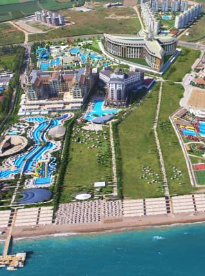 Royal Seginus Hotel  вылет из Харькова, Киева