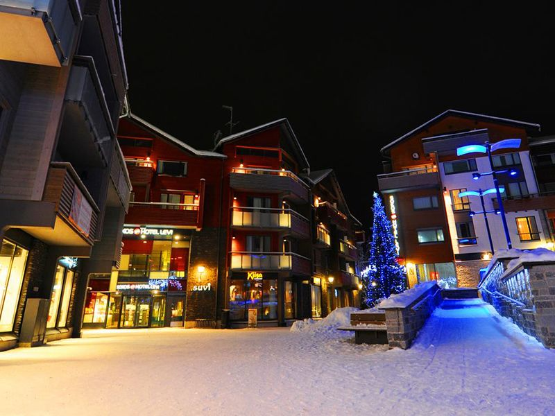 Sokos Hotel Levi 4*