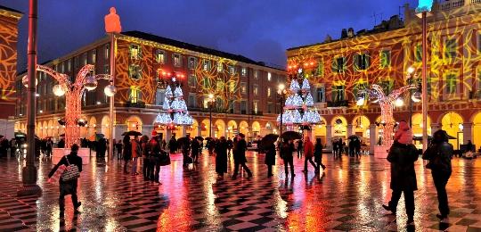 Новый Год в Европе от туристической компании Zagrantour Харьков