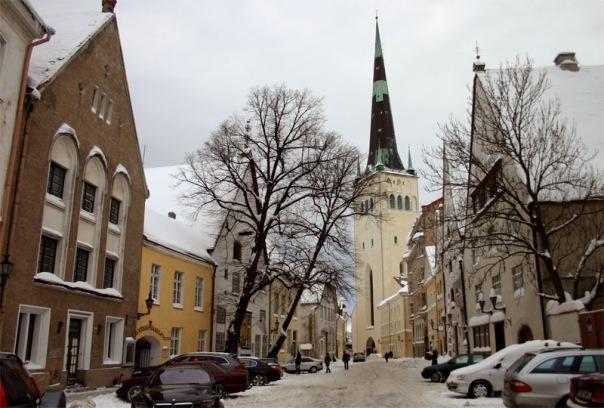 Новый год в Таллине от компании Zagrantour Харьков