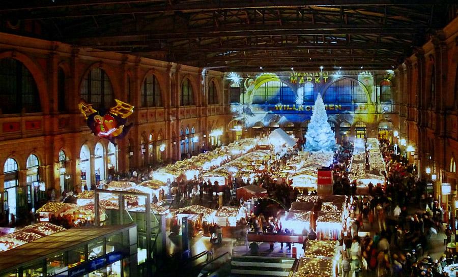 Рождество в Европе от туристической компании Zagrantour в Харькове