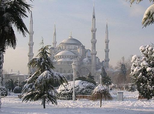 Новый год в Стамбуле от компании Zagrantour Харьков
